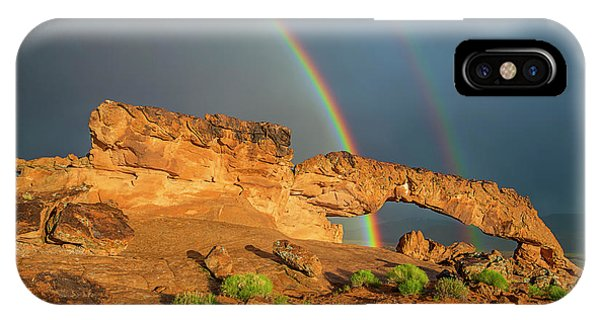 Rainbow Arch IPhone Case