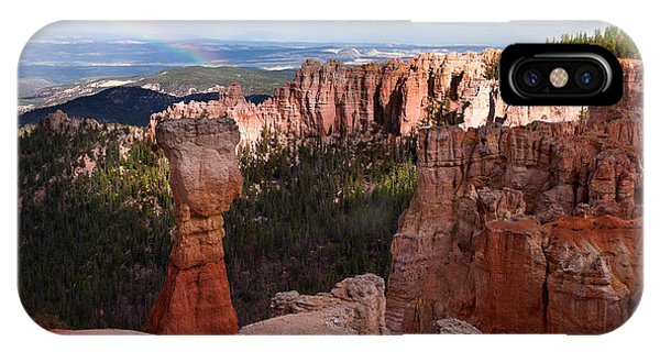Rainbow Bryce Canyon IPhone Case