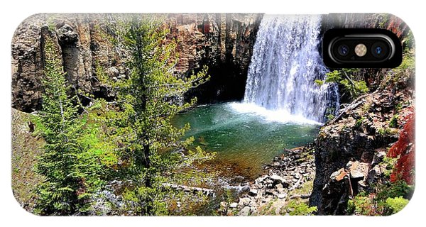 Rainbow Falls 1 IPhone Case
