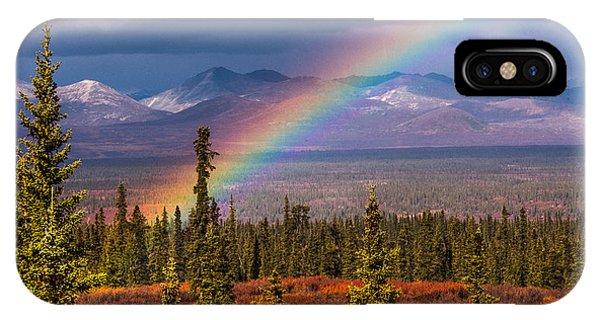 Rainbow Phone Case by Joanie Havenner