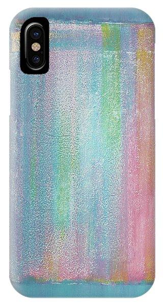 Rainbow Shower Of Light IPhone Case