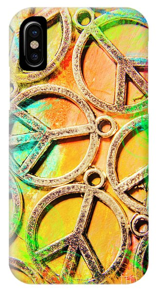 Protest iPhone Case - Rainbow Love by Jorgo Photography - Wall Art Gallery