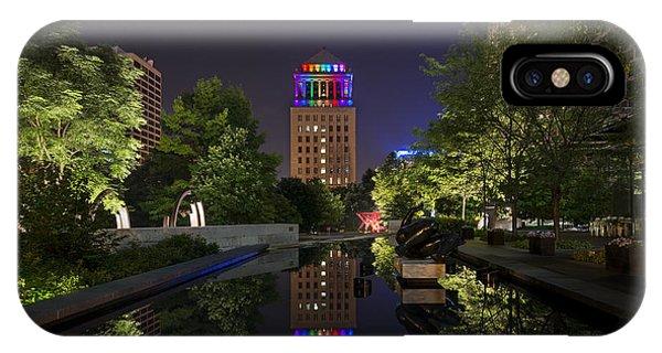 Rainbow Lights IPhone Case