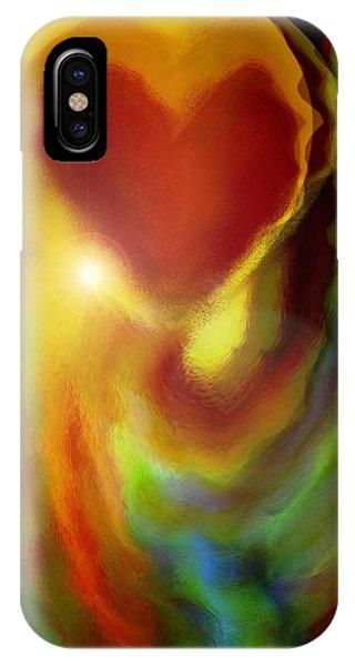 Rainbow Of Love IPhone Case