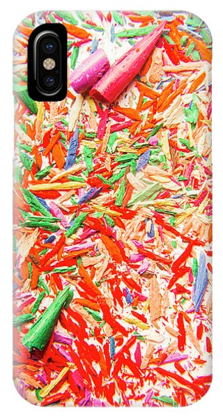 Damage iPhone Case - Rainbow Shatters  by Jorgo Photography - Wall Art Gallery