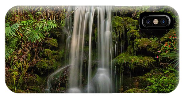 Rainbow Springs Waterfall IPhone Case