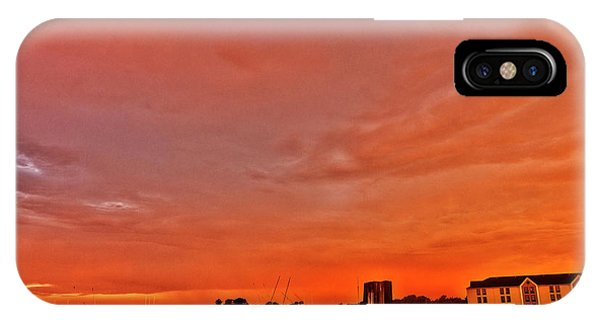 Rainbow Sunrise IPhone Case