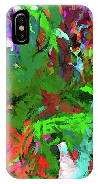 Rainbow Tropic IPhone Case