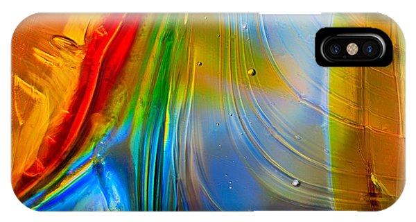 Rainbow Waterfalls IPhone Case