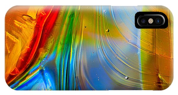 Rainbow Waterfalls IPhone Case