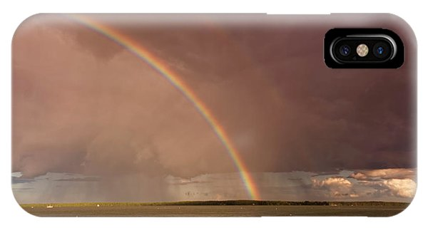 Rainbows IPhone Case