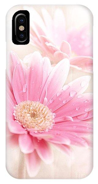 Raining Petals IPhone Case