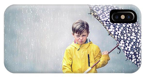Rainman IPhone Case