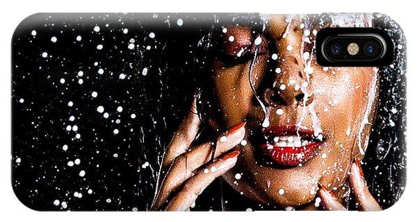 Rainning IPhone Case