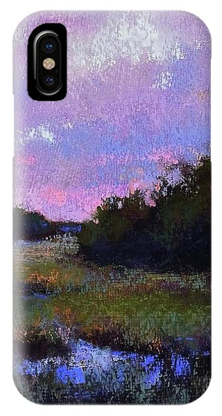 Rain's Retreat IPhone Case
