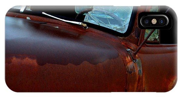 Rainy Day Chevrolet 4 IPhone Case