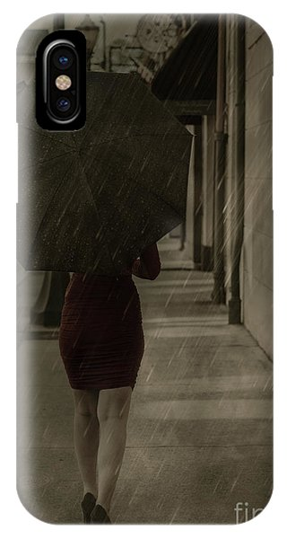 Rainy Day IPhone Case
