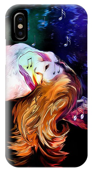 Raising Your Vibration IPhone Case