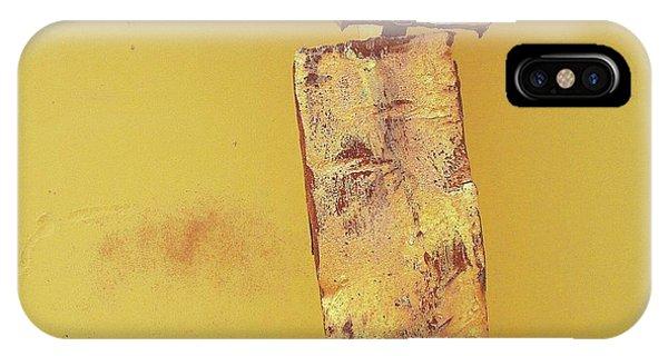 Raleigh Iron IPhone Case