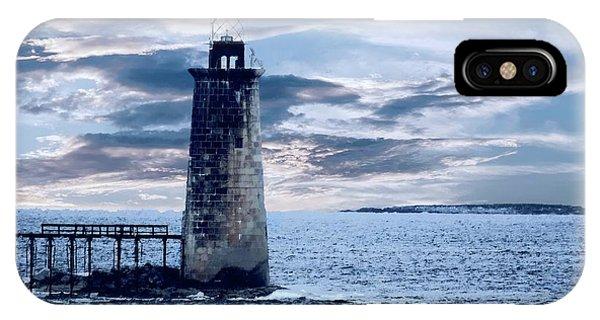 Ram Island Head Lighthouse.jpg IPhone Case