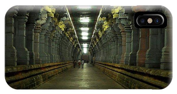 Rameshwaram Temple India IPhone Case