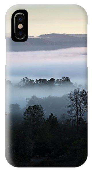 Ramona Landscape Layers Phone Case by William Dunigan