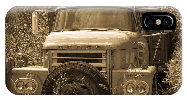Ranch Truck IPhone Case