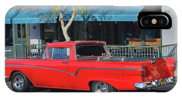 Ranchero Red IPhone Case