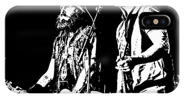 Rancid - Lars And Tim IPhone Case