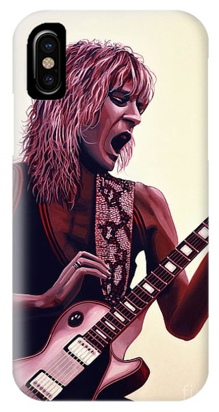 Randy Rhoads IPhone Case