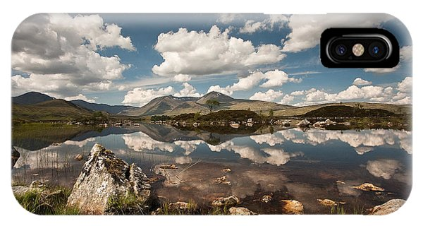 Rannoch Moor IPhone Case