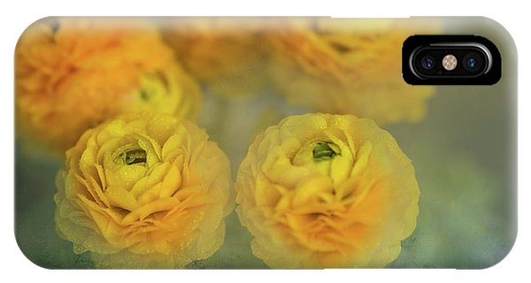 Ranunculus IPhone Case
