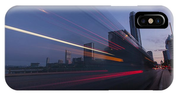 Rapid Transit IPhone Case