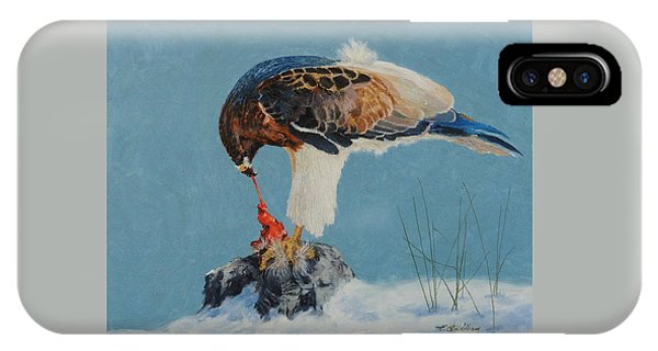 Raptor IPhone Case