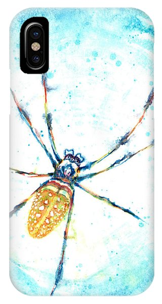 IPhone Case featuring the painting Rapunzel by Ashley Kujan