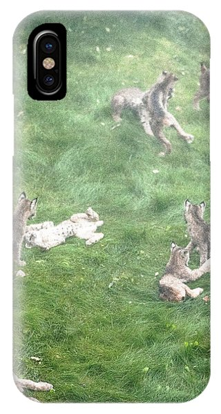 Play Together Prey Together IPhone Case