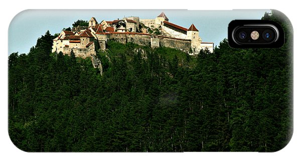 Rasnov Citadel IPhone Case