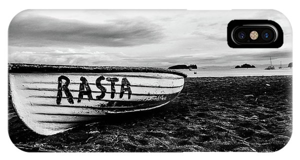 Rasta Noire  IPhone Case