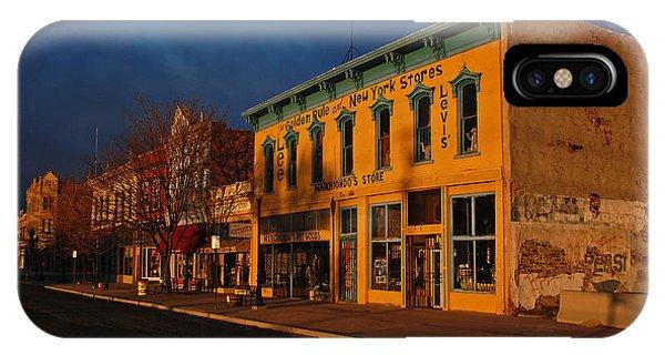 Raton Historic District IPhone Case
