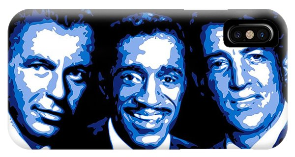 Hollywood iPhone Case - Ratpack by DB Artist