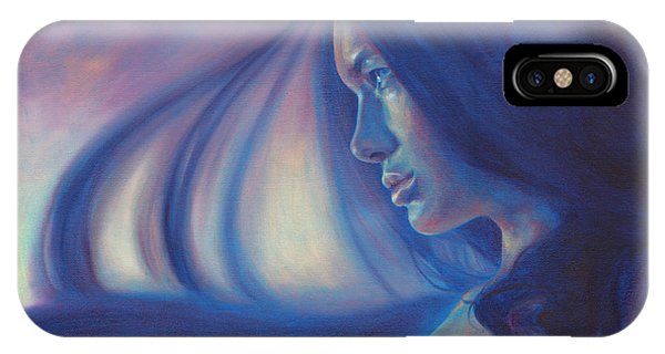 Raven Sunrise IPhone Case