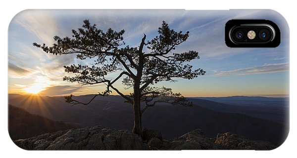 Ravens Roost Sunset IPhone Case