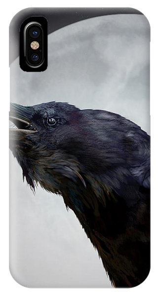 Ravensong IPhone Case