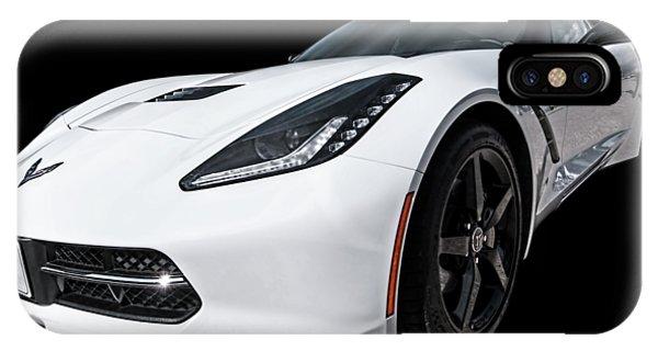 Ray Of Light - Corvette Stingray IPhone Case