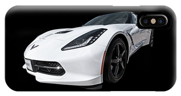 Ray Of Light - Corvette Stingray IPhone Case