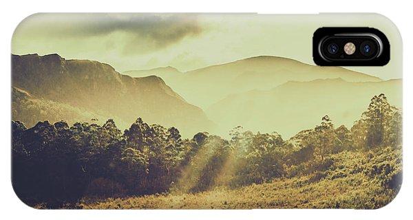 Sun Rays iPhone Case - Rays Of Dusk by Jorgo Photography - Wall Art Gallery