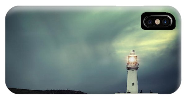 Desolation iPhone Case - Rays Of Hope by Evelina Kremsdorf