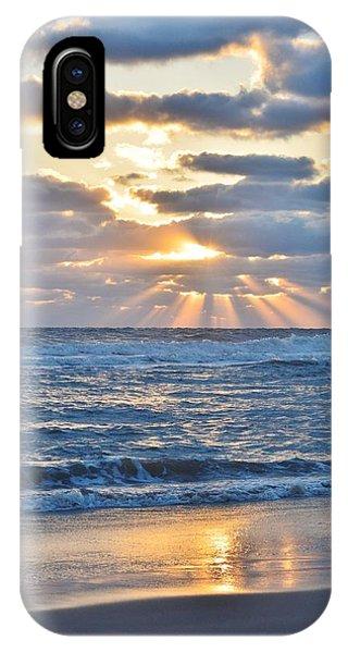 Rays Of Light  IPhone Case