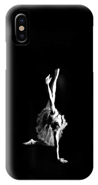 Reaching Ballerina IPhone Case