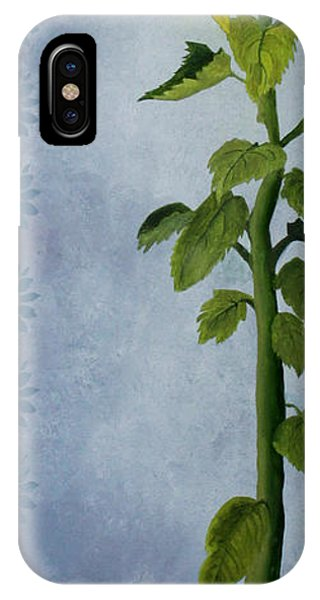 Reaching For The Light IPhone Case